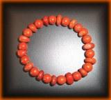 RED JASPER BRACELET ( 25 gr/elastic)