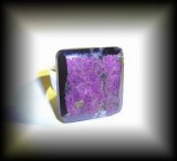 ADJUSTABLE PURPURITE RING ( 14 gr/adjustable)
