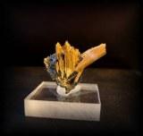 RUTILE SUR HEMATITE ( 11gr/2.2cm)