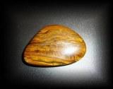 OEIL DE TIGRE GALET PLAT ( 25gr/4cm)
