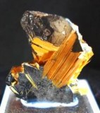 RUTILE SUR HEMATITE ( 14gr/2.4cm)