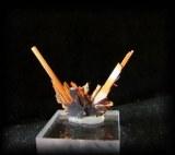 RUTILE SUR HEMATITE 5( 15gr/2.5cm)