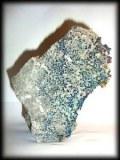 PYRITE/CALCITE SAVOIE 4 ( 980 gr/17 cm)
