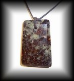 PENDENTIF EUDIALYTE RECTANGLE2(22 gr/4.2 cm)