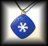 Pendentif Let it Snow