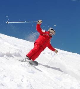 cours 2 h aux arcs 2000 ski ou monoski fourni !
